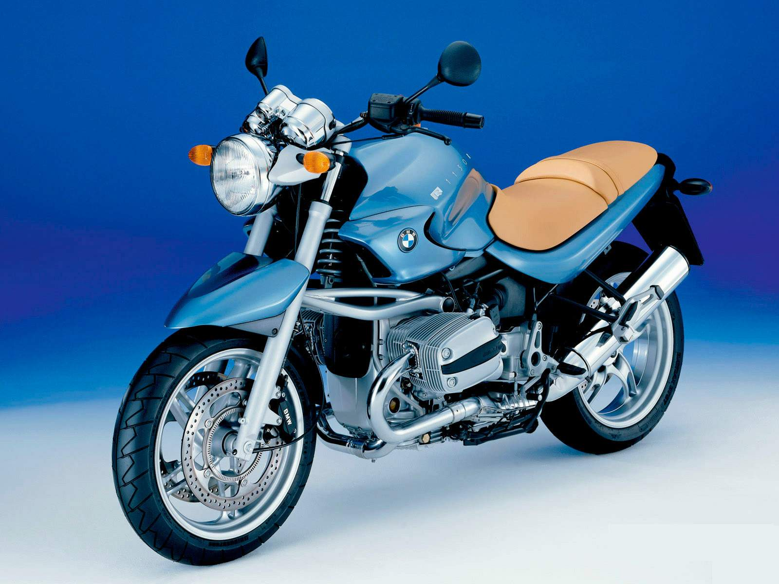 BMW R 1150R technical specifications